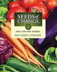 CATALOG SEEDS OF CHANGE 2012
